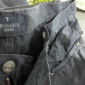 de151d1ec79 Παντελόνι επώνυμο- Trussardi made in Italy, size 34. Medium.