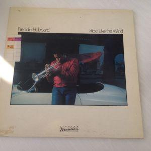 Freddie Hubbard Ride Like the Wind - Δίσκος Βινυλίου 1982