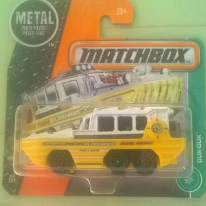 Matchbox Duk Duk - Καινούργιο στο κουτί του