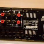 DENON PMA 1315R 2x115 watt RMS ολοκληρωμένος ενισχυτής σε κατάσταση βιτρίνας!