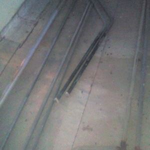 Μηχανισμός Τέντας οροφής και αντιρίδες