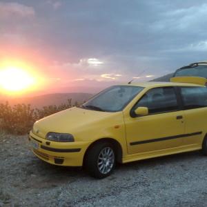 Fiat Punto  GT 3 turbo