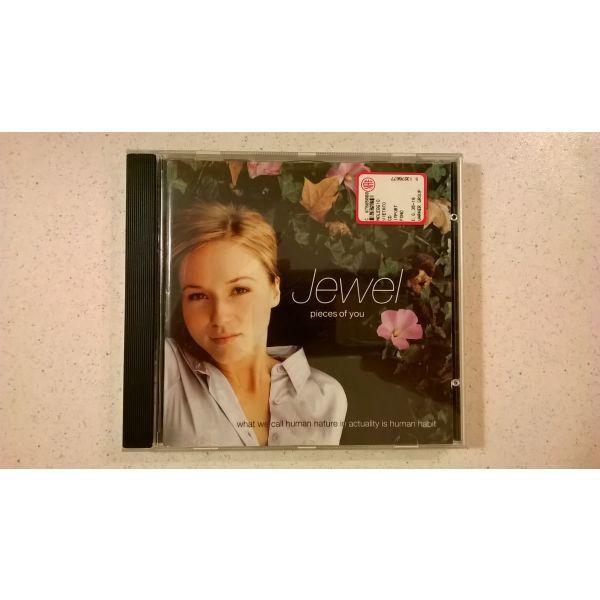 CD ( 1 ) Jewel - Pieces of you