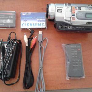 Ψηφιακή Βιντεοκάμερα SONY DCR-TRV740E