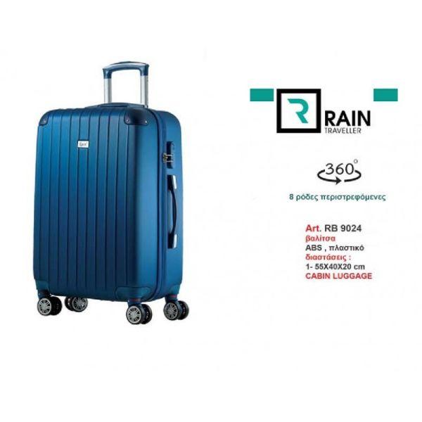 a0c1a5df22 RAIN RB9024C ΚΑΜΠΙΝΑΣ ΜΠΛΕ - € 45 - Vendora.gr