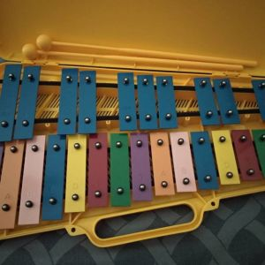 Μεταλλόφωνο ANGEL Glockenspiel AG-25N3