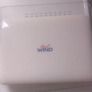Wind ZTE DSL modem/router