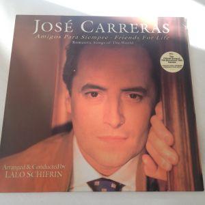 Jose Carreras... Friends for Life - Δίσκος Βινυλίου 1992