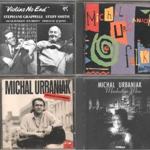 ΣΥΛΛΟΓΗ CD VIOLIN (Jazz, Fusion, Progressive)