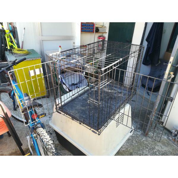 d0a9c7663398 Κλουβί μεταφοράς σκύλου - € 40 - Vendora.gr