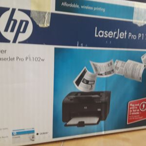 PRINTER HP LASER JET PRO P1 102w