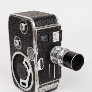 Μεταχειρισμένη συλλεκτική κάμερα Bolex C8, των 8 χιλιωστών
