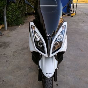 kymco Downtown 300i 2011 ABS