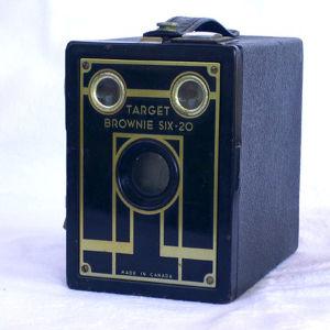 Κοdak αντίκα φωτογραφική μηχανή του 1940 με 65 ευρώ