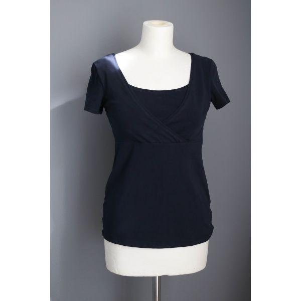58887a06dd0c H M Mama μπλε t-shirt θηλασμου. - € 9 - Vendora.gr