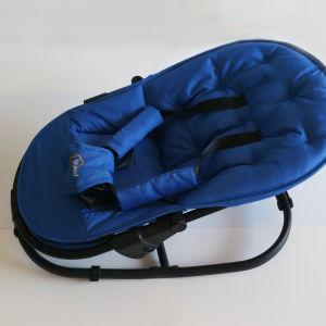 Relax μωρού ΑΧΡΗΣΙΟΠΟΙΗΤΟ σε μπλε και μωβ