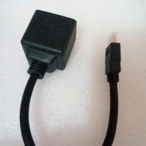 Καλωδιο HDMI 1080P 2 Θυρες Σε Μια