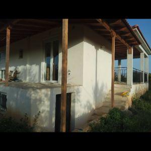 Ενοικιαζεται μονοκατοικια με 3 στρεμματα οικοπεδο στο Κιατο Κορινθιας