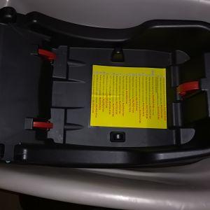 6a62b049cb8 Καθισματάκι αυτοκινήτου 0-13kg με βάση μάρκας Chicco - μαξιλάρι θηλασμού ΗΡΑ