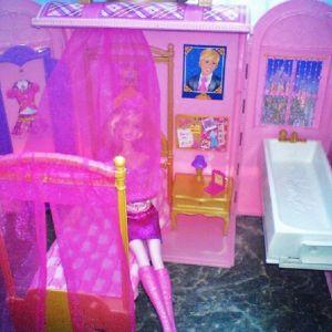 Barbie Σπίτι πριγκίπισσας