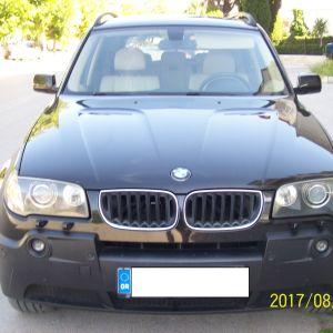 Πωλειται BMW X3.3.0 DIESEL EXLUSIV 2005
