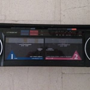 Φορητό ραδιοκασσετόφωνο