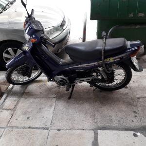 F1 ZR 110 cc