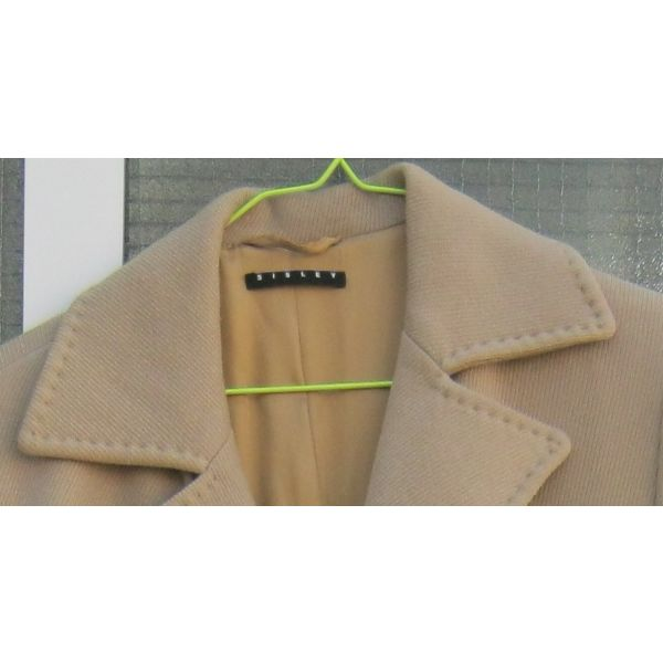 f6217cc708f Sisley γυναικείο παλτό