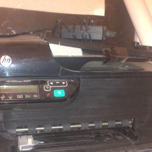 πολυμηχανηματα hp photosmart 4600 ,designjet4615 ,4180, officejet 4500 , laser canon laser richoe πολυμηχανημα