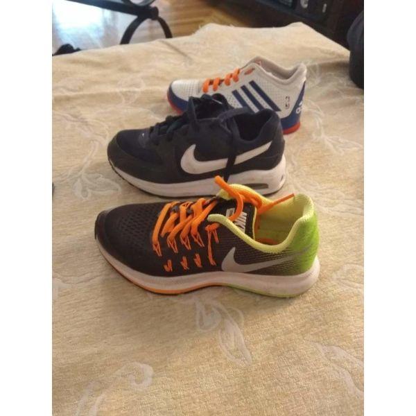 papoutsia Nike ke adidas gia agoria. Παπούτσια Nike και adidas για αγόρια 11bea275157