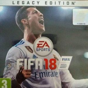FIFA18 PS3 GAMES