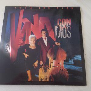 Vaja Con Dios: Con Dios - Δίσκος Βινυλίου 1988