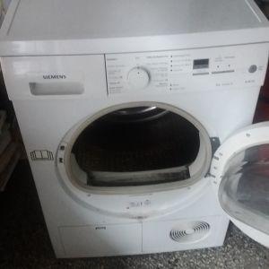 Siemens στεγνωτήριο ρούχων