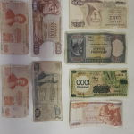 ΠΑΛΙΑ νομίσματα και χαρτονομίσματα