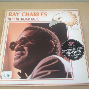 Ray Charles Hit The Road Jack - Δίσκος Βινυλίου