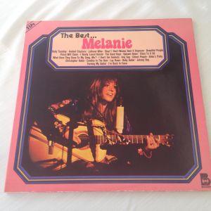 "The Best Melanie 2LPs - (33 RPM -Size: 12"") Δίσκος Βινυλίου 1968"