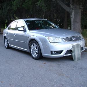 Ford Mondeo 1,8cc look ST 220 με αεριο, full extra,