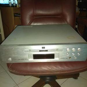 Marantz Dv 9600 silver sacd/dvd/