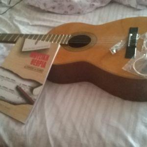 Ισπανικη κλασικη κιθαρα Antonio Lorka