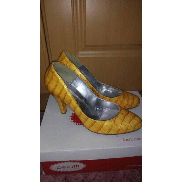 78f0a55a7910 Γόβες κίτρινες Νο40 - αγγελίες σε Πάτρα - Vendora.gr