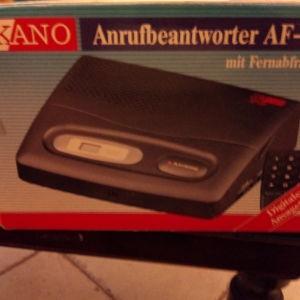 Automatic answer machine