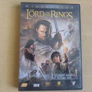 Lord of the rings the return of the king