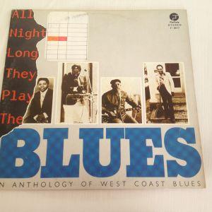 Blues, An Anthology of West Coast Blues - Δίσκος Βινυλίου 1979