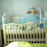e37bac8d555 Βρεφικό κρεβάτι – κούνια Pali μαζί με στρώμα - Δώρο καρότσι