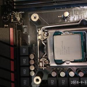 Intel i5 4460 , socket 1150