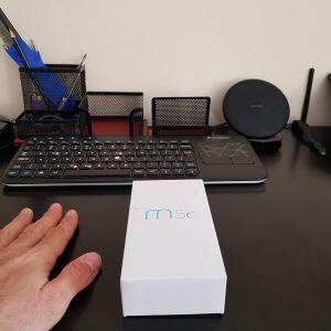 Πωλείται Καινούριο Κινητό Τηλέφωνο MEIZU M5c (16GB)