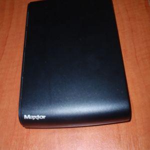 Εξωτερικός Σκληρός Δίσκος Maxtor 500Gb