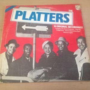 Platters 16 Original Recordings - Δίσκος Βινυλίου
