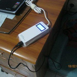 Φορτιστής (τροφοδοτικό) Laptop Universal Auto Voltage 90 Watt