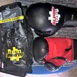 Γάντια μποξ ALPINE